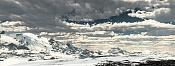 Montañas y nieve  Vue -escena_nieve.jpg