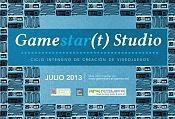 Gamestar t  Studio: Cursos Intensivos de Verano-cartel.jpg
