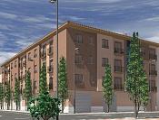 Edificio 3D, criticas please -perspectivaprueba2vo.jpg