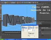 Hola  ,  ayuda por favor como  puedo hacer este tipo de biselado en   TEXTO  3D  -vdo212.jpg