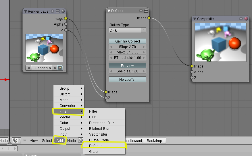Como conseguir un efecto borroso en las imagenes enfocando cierta zona en blender 2 4-defocus05.jpg