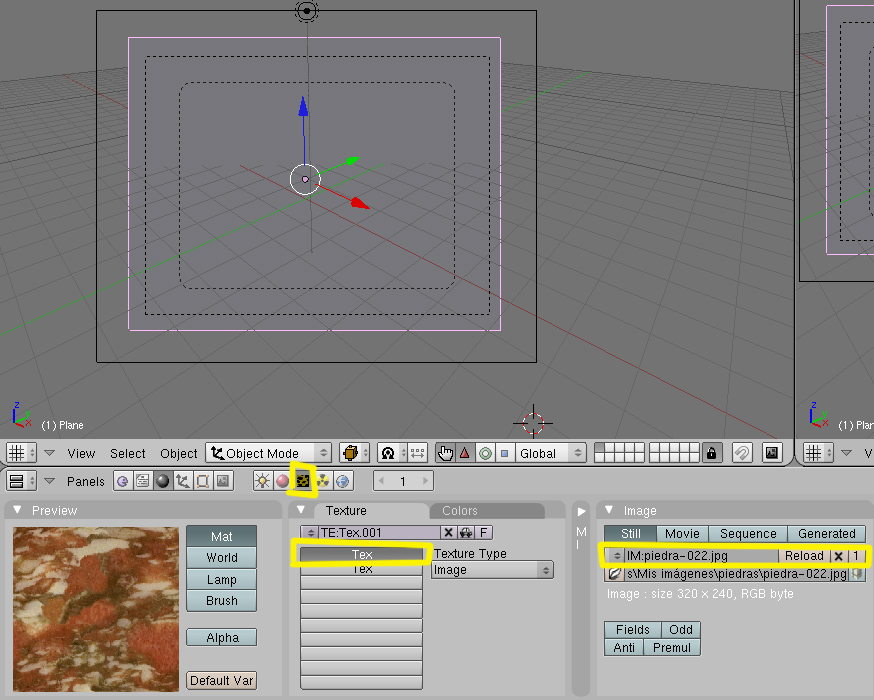 2 Texturas: Fundido de dos texturas diferentes -2textu01.jpg