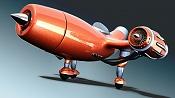 Modelado, Texturizado   Render de un avion-master-avion.jpg