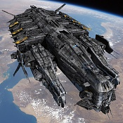 Nave espacial, destructor clase Baracuda-scifi_destroyer.jpg