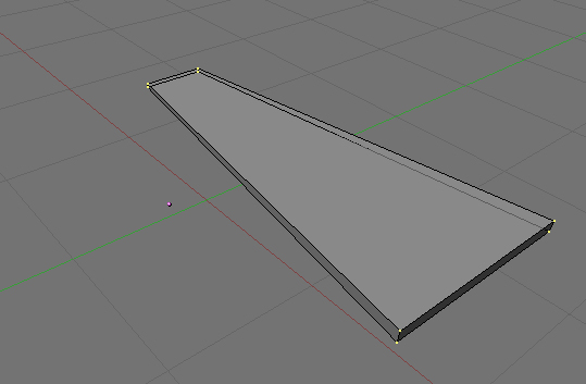 Utilizar los DupliFrames en una escalera de caracol-escalon01.jpg