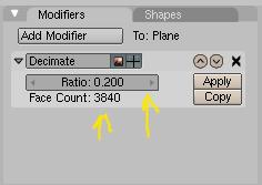 Como reducir la cantidad de vertices de un objeto-decimate02.jpg