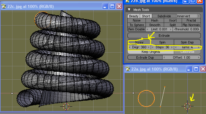 Crear muelles tornillos y otros objetos con Screw-22.jpg