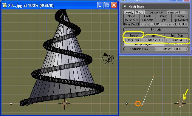 Crear muelles tornillos y otros objetos con Screw-23.jpg