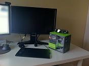 Kit Monitor alienware 120 Hz mas NVIDIa 3D vision 1  mas wacom intuos 4 s-foto-01.jpg