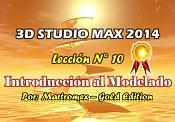 Video tutorial 3D Studio Max 2014 - Leccion 10 - Introduccion al Modelado-leccion-10.jpg