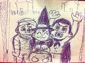 Trick or Treat   Blender Cookie Halloween Contest '13 -boceto.jpeg