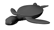 Tortuga de mar sin zbrush o similares-1.png