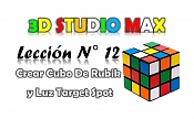 Video tutorial 3dStudio Max crear cubo de rubik y luz Target Spot-leccion-12.jpg