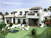 arquitectura, urbanizacion en Vera   almeria  -pareados_camara5.jpg
