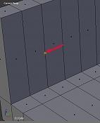se puede hacer una extrusion parcialmente en Blender  -k2.jpg