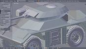 Reto modelado del FV721 Fox  Paso a Paso Modelado, Texturas y render -fv721_fox000.blend.png