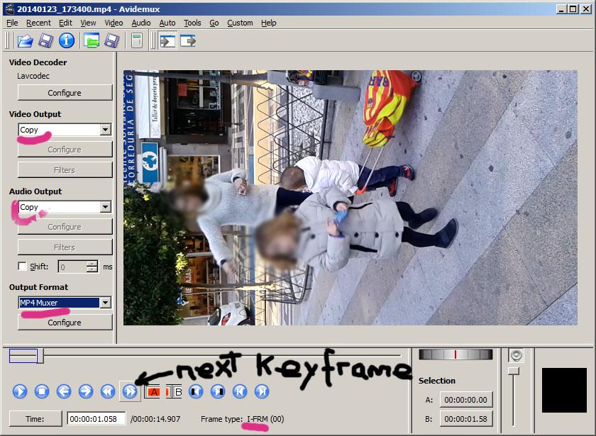 Blender] Blender: problemas al editar videos mp4 avc1