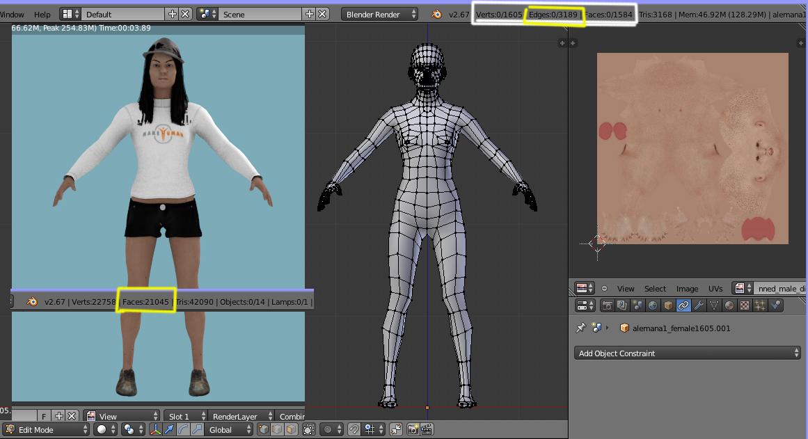 Problema modelado: Crear personaje para FPS-caras_makehuman.jpg
