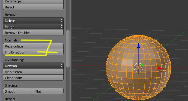 Blender mapea por el interior del objeto en vez de por el exterior -recalcular.jpg