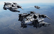 Nave espacial   Dropship  -scifi-dropship.jpg