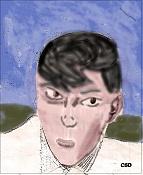 Dibujos rapidos , Bocetos  y apuntes  en papel -caram_pinta2-copia.jpg