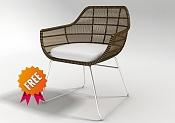 Nuevos modelos 3d gratis-armchair-fab010.jpg