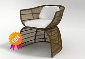Nuevos modelos 3d gratis-armchair-fab009.jpg