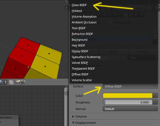 Cycles, crear dos materiales en una malla novato -2_materiales7.jpg
