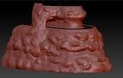Textura pixelada en Maya-montana1.jpg