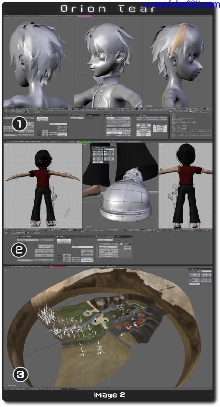 Making of La lagrima de Orion-3.jpg