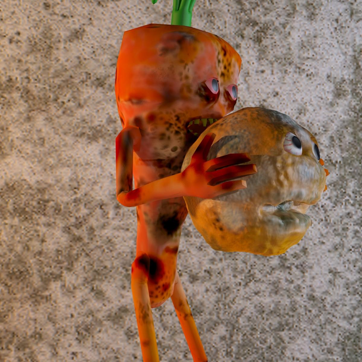 Zbrush Naranja Y Zanahoria Ho ho ho🎅🐰 la naviada ya llego a zanahoria refugios, y trajo con ella muchas ofertas para tu conejito. zbrush naranja y zanahoria