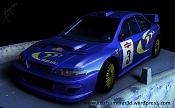 Mi primer modelado de coche   Subaru Impreza 98  -subaruimpreza.jpg
