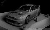 Mi primer modelado de coche   Subaru Impreza 98  -wireframe.jpg