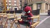 El increible Spider-bebe y yo-making-of-spiderman-y-yo-2.jpg
