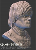 Tyrion Lannister Bust Ready By Sergio Mengual-tyrion-hair-publish5.jpg