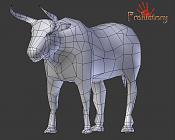 Texturizacion de un Uro  toro primigenio extinto -uro.png