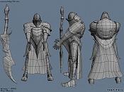 Personaje low poly: arkeon Sanath  Confrontation -arkeonbaixawires.jpg