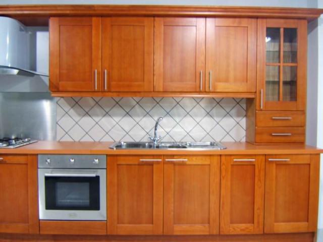Cocina agradable.-cocina-madera.jpg
