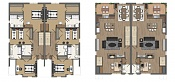 Planos 2D casas americanas-plano-1_2-story-duplex-plans.jpg
