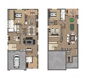 Planos 2D casas americanas-plano-2_ranch-blue-ash-plans.jpg
