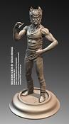 Wolverine statue by Sergio Mengual-wolv-previa2.jpg