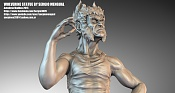 Wolverine Statue By Sergio Mengual-wolv-15.jpg