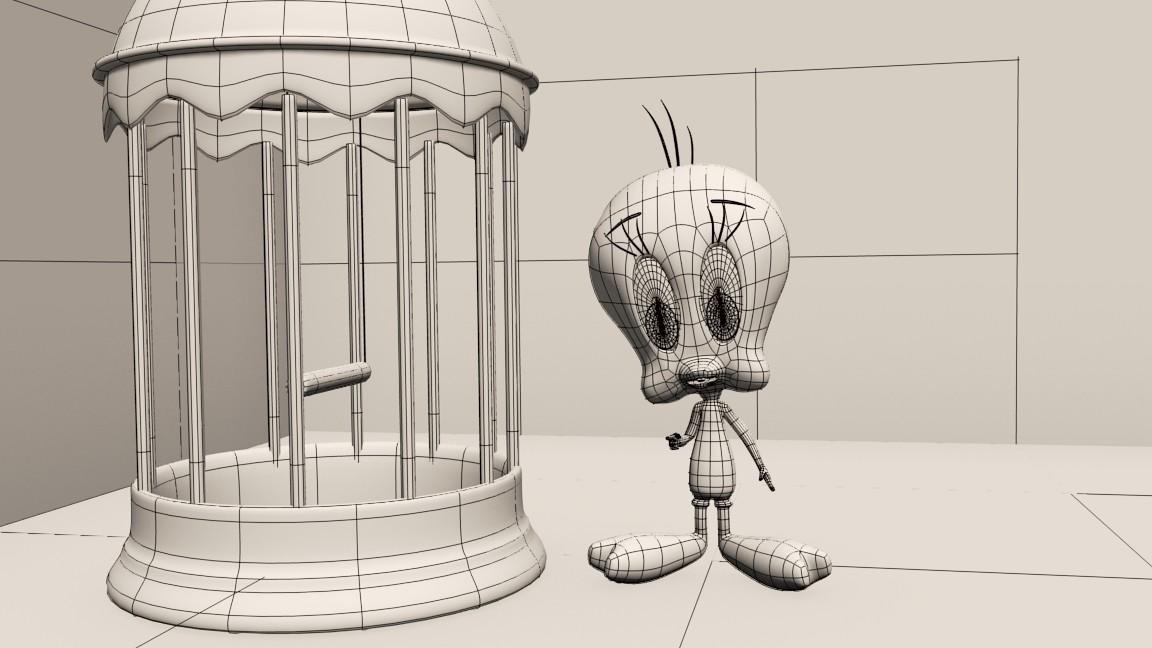 Reto Blender Total    -polin_wire.jpg