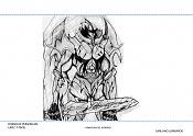 diseños de personajes y dibujos rapidos-armadura-del-infierno.jpg