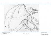 diseños de personajes y dibujos rapidos-dragon-alado-joven.jpg