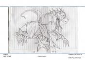 diseños de personajes y dibujos rapidos-dragon-sin-alas.jpg