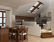 Interior de vivienda 2003 por Logitech-salon.jpg