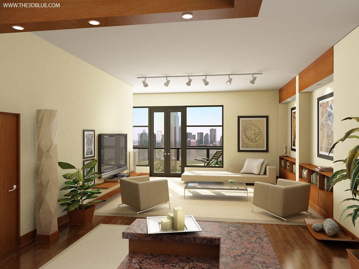 Apartamento estilo minimalista for Estilos de decoracion de interiores