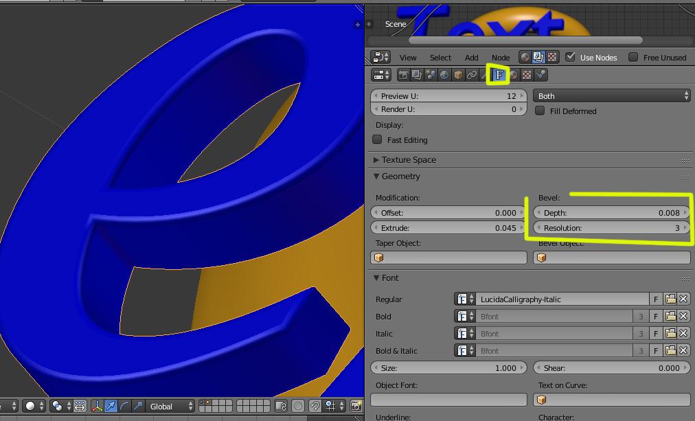 Suavizado de esquinas nodo filter con Cycles-texto.jpg