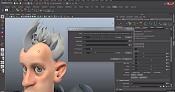 Crear cabello con xgen a partir de una geometría de cabello modelada. Maya 2015-dv.jpg